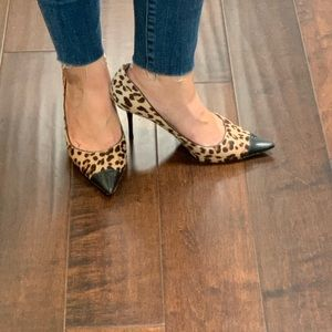 Leopard Jimmy Choos!